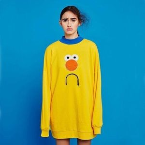 DHMIS x Lazy oaf Don't Hug Me I'm Scared sweater